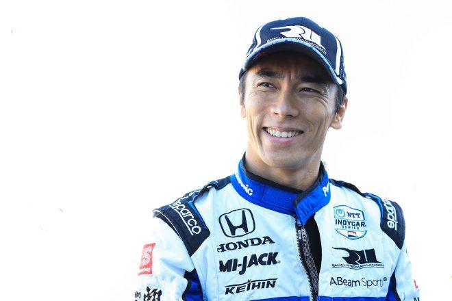 佐藤琢磨がレイホール・レターマン・ラニガン・レーシングと契約延長。2020年シーズンもインディカーに参戦