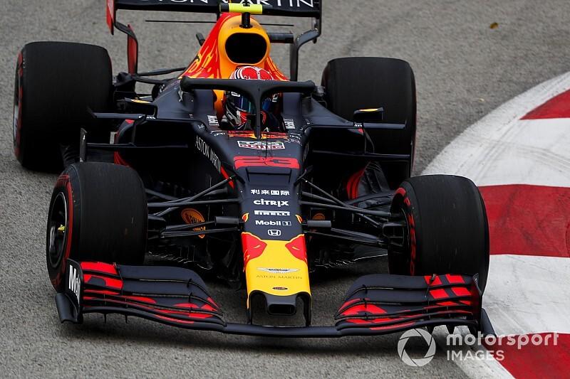 レッドブルF1、メキシコGP後までに2020年ドライバーを決定へ。アルボンが最有力か?