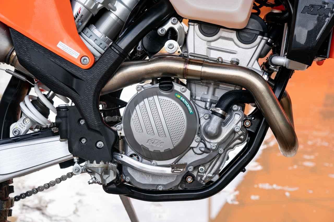 文句ナシ、250EXC-Fのパーフェクト感。KTM新型試乗・第二報