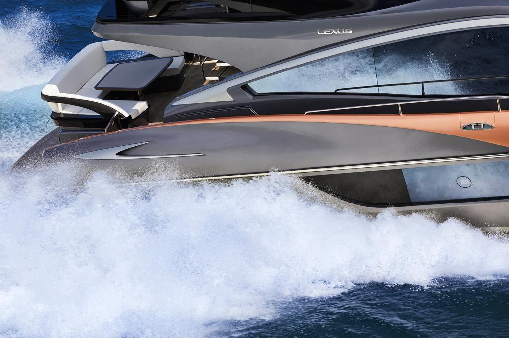 レクサスのラグジュアリーヨット「LY650」 価格は約4億5000万円。満タンにすると1回約48万円!