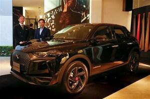 DS 3 CROSSBACKが日本上陸。日常に変化をもたらす新しい高級車のカタチを語る