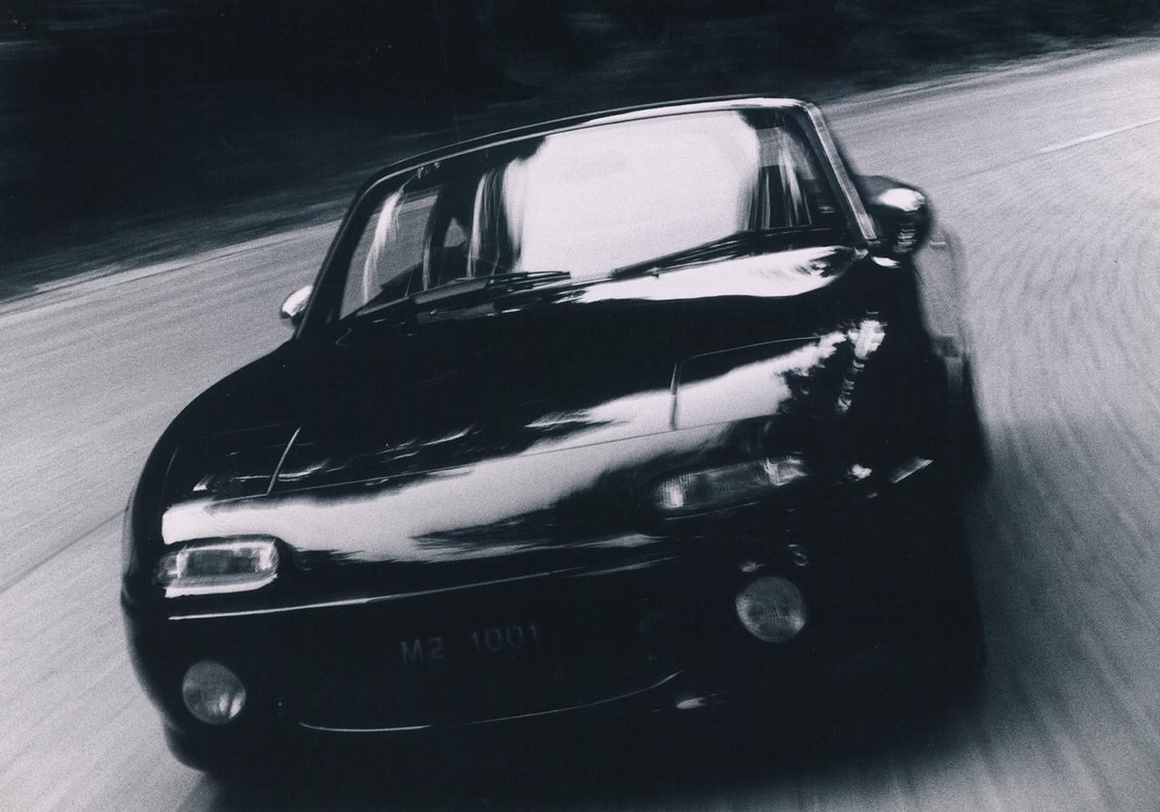 【あの限定車は凄かった(7)】M2 1001(300台限定/1991年11月28日発表・1992年3月1日発売/販売価格340万円<当時>)
