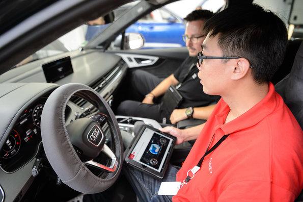 Audi Twin Cup世界大会で、日本代表チームが総合部門で初優勝