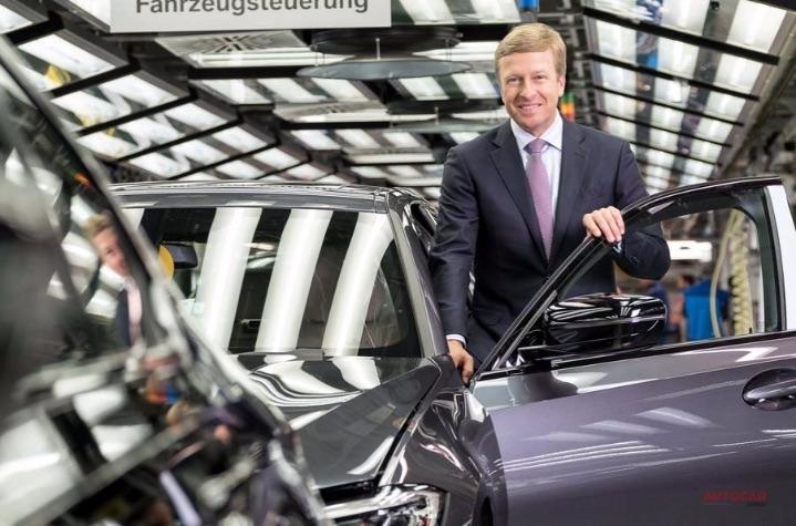 BMW、オリバー・ツィプセを新CEOに任命 株式市場は歓迎 業績回復/電動化に注力