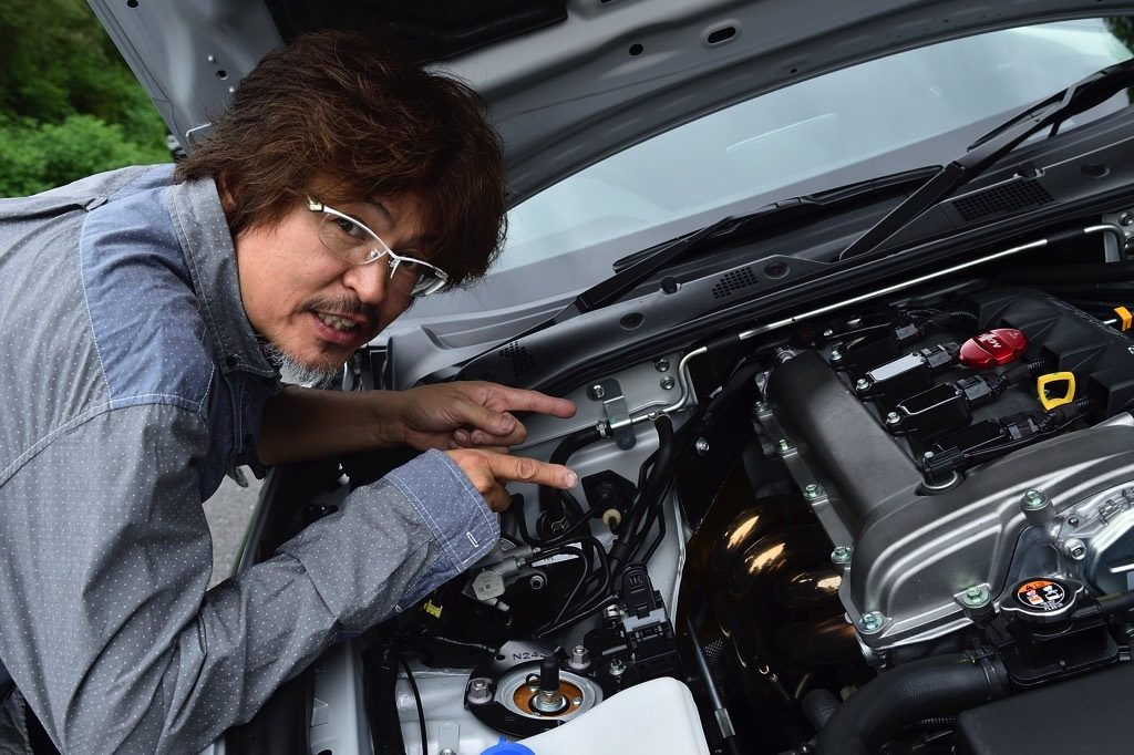 「マツダがやらないならウチがやる! NDロードスターに北米2.0Lエンジンを換装!」約80万円で完結する至宝のメニュー!