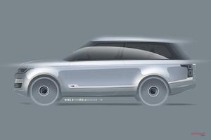 2ドア・レンジローバー、断念 英コーチビルダーが100台限定で生産へ
