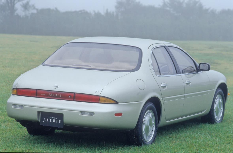 1代限りの珍車もあった「平成に名を残す国産セダン」傑作5台