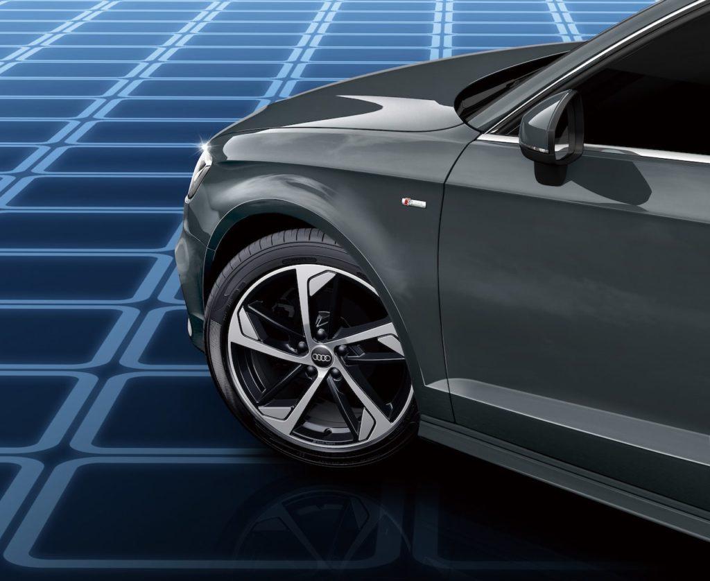 アウディA3スポーツバック&セダンに充実装備の限定モデル