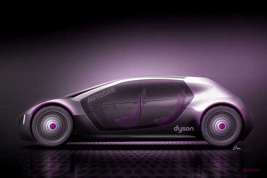 ダイソン「デジタルモーター」 自動車向けに商標登録 新たに300人雇用