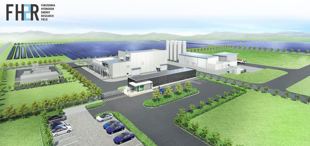 再エネを利用した世界最大級の水素エネルギーシステムの建設工事を開始