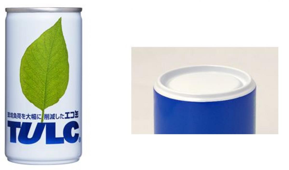 東洋製罐、新日鐵住金:業界最軽量となるスチール缶を開発