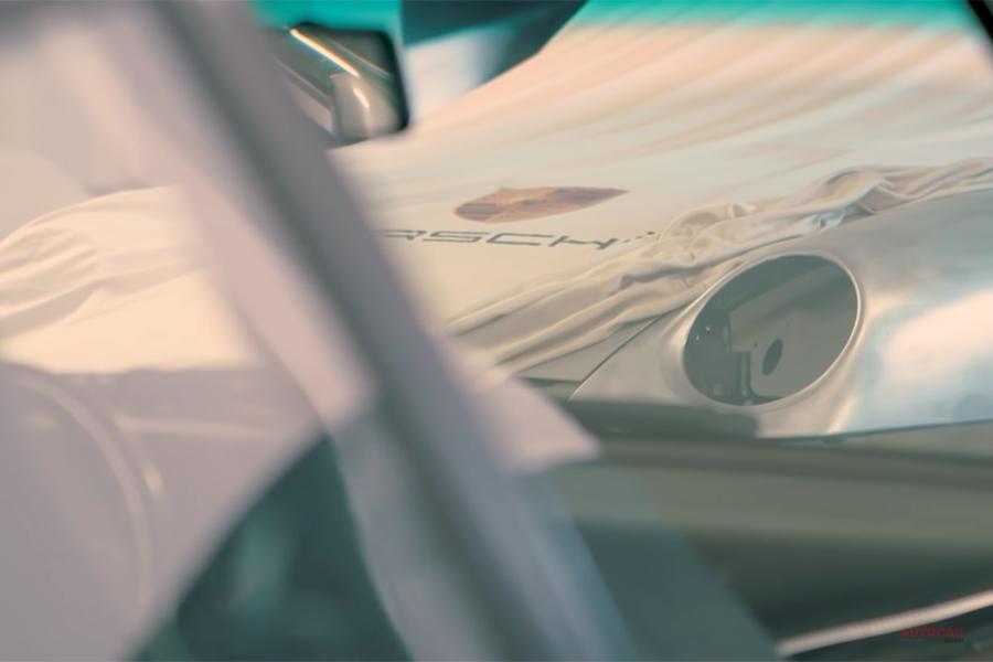 ポルシェ993ターボ 現代版が公式復活 3.6ℓフラット6搭載 450ps発生