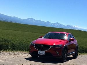 Auto Proveスタッフblog マツダCX-3 北海道ロングドライブで実感した身体に優しいクルマっていい!
