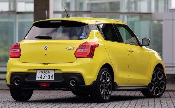 【新車か中古車か 現行か先代か】日本の至宝 スイフトスポーツ中古事情が熱い