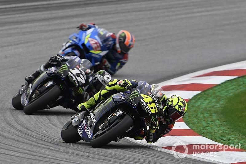 【MotoGP】バレンティーノ・ロッシ、ヤマハに改善の兆し感じる「何かが変わり始めている」