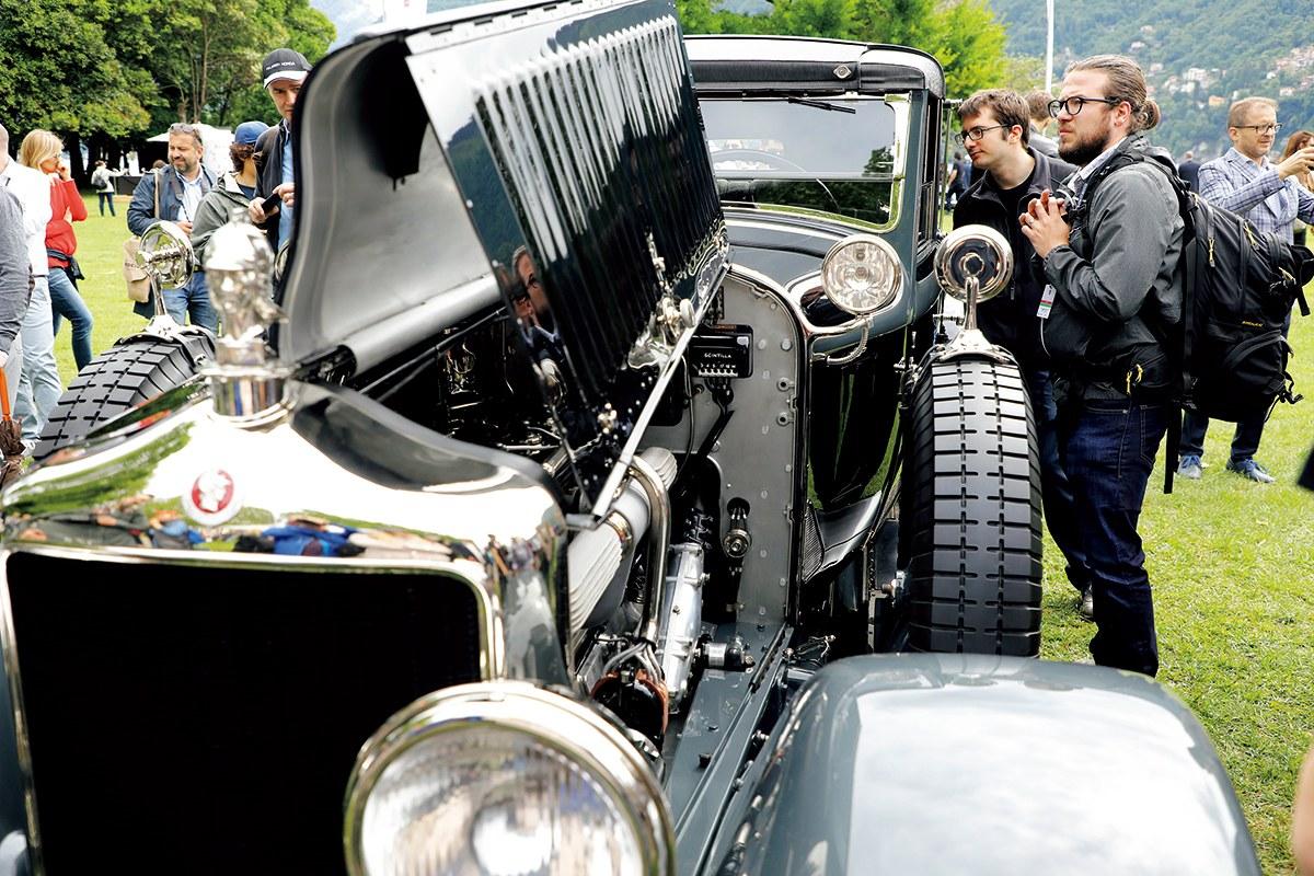 速さではない、美しさのための自動車競技について──1台のアバルトとコンクール・デレガンス【後編】