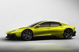 ランボルギーニ 新型4ドアモデル計画中 2021年発表へ