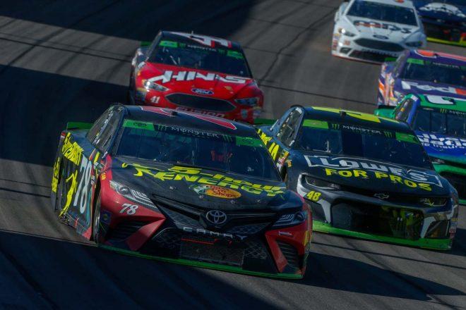 NASCAR:TOYOTA GAZOO Racing 2018年第27戦ラスベガス レースレポート