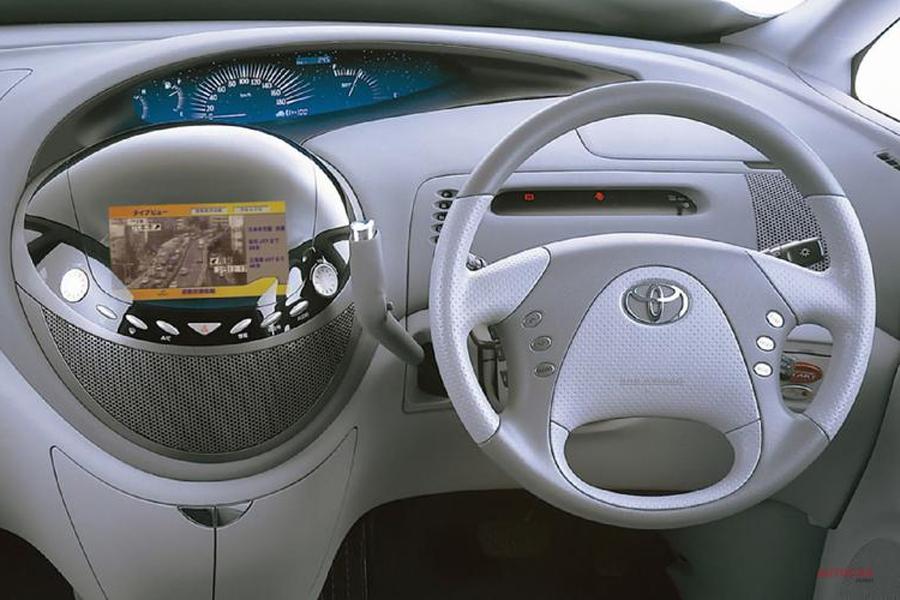 画像で紹介 奇抜なインテリアのコンセプトカーたち 22選 後編