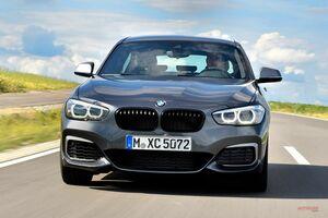 新型BMW 1シリーズ 日本導入 317万円~