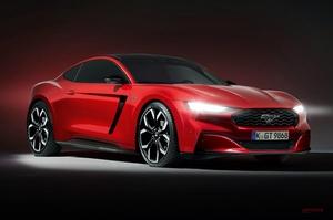 【待望の次期型】新しいフォード・マスタング ハイブリッドV8 四輪駆動 2022年発売
