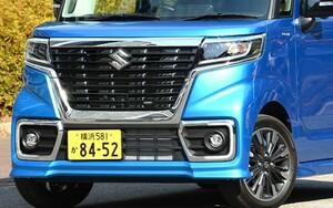 【王者N-BOXより買い得!?】スペーシアの中古車は未使用車豊富&「ギア」も狙い目!!