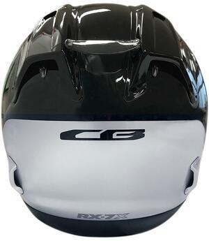 CBファンを狙いうち!〈Arai×Honda〉のフルフェイス・ヘルメット「RX-7X CB」が登場!
