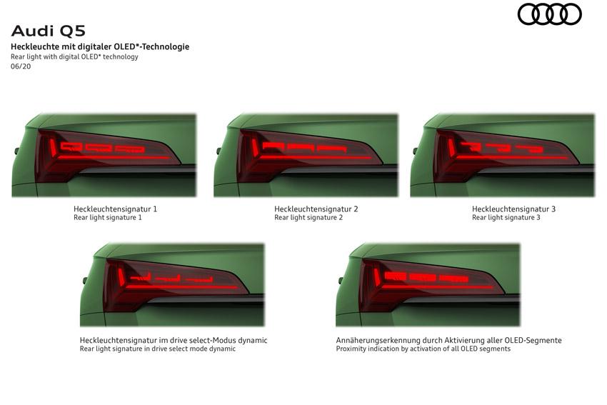 アウディ ミッドサイズSUV「Q5」がビッグマイナーチェンジ