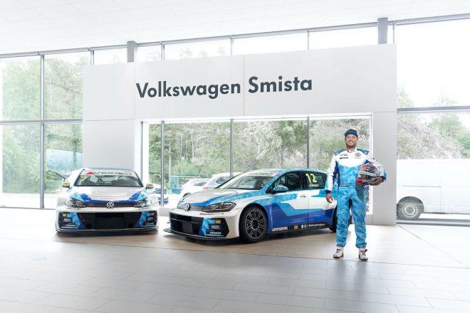 STCC:元世界王者ロブ・ハフ加入のLestrup Racingが体制発表。期待の若手も続投