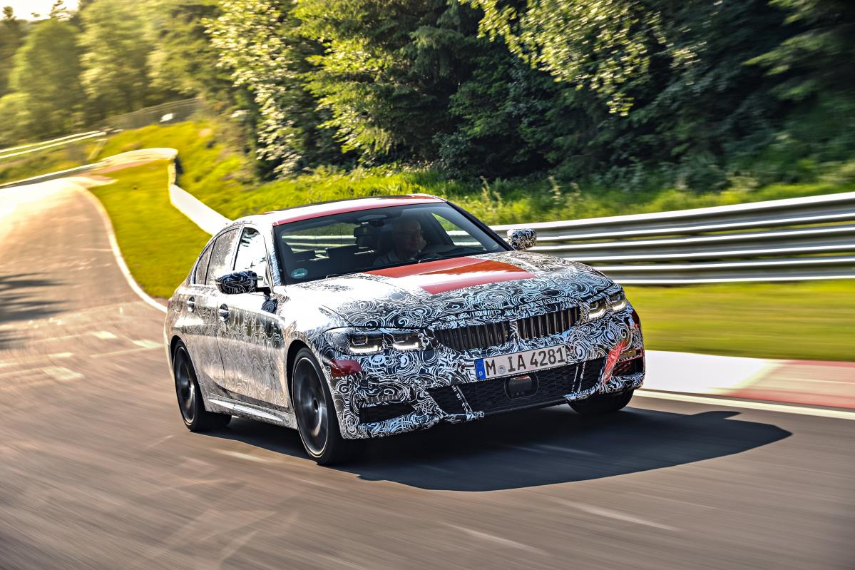 7代目BMW3シリーズ開発は順調 発表は秒読み段階へ