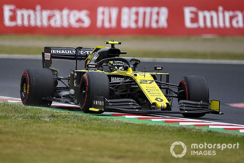 F1日本GP初日で苦戦のルノー、Q3進出は厳しい? ドライバー間の意見は分かれる
