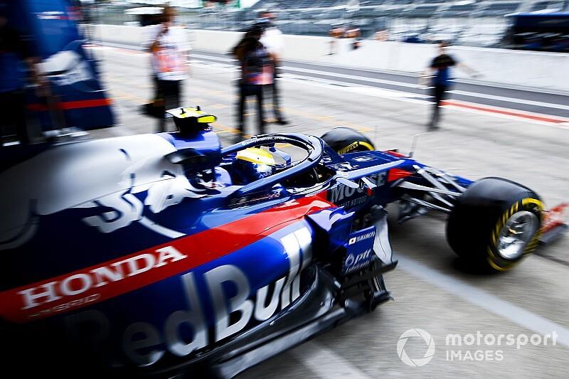 F1日本GP|山本尚貴のFP1走行を間近で観た牧野任祐「すごく刺激になった」
