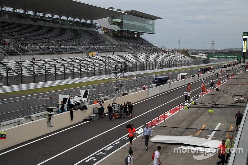 F1日本GPのサポートレースだったPCCJ最終戦も台風19号の影響で中止へ