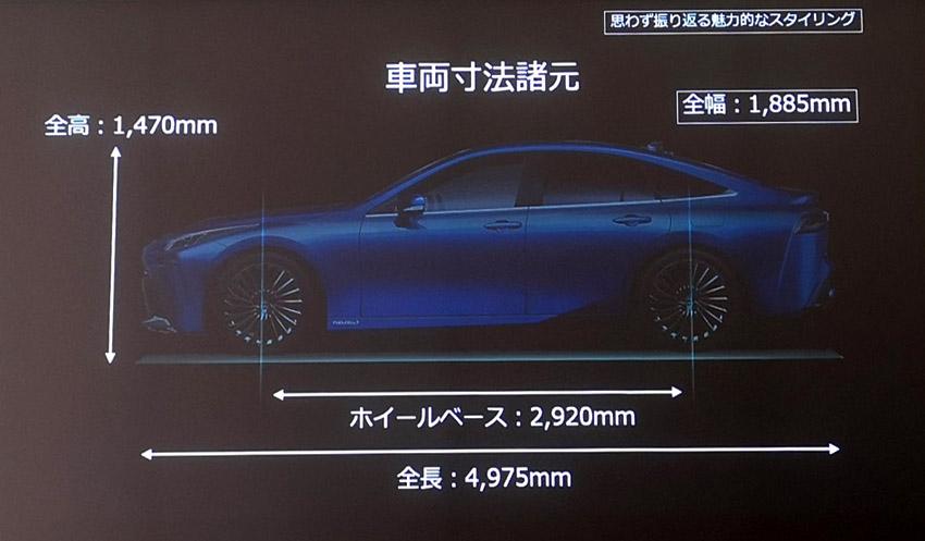 【東京モーターショー2019】トヨタ 「MIRAI コンセプト」出展