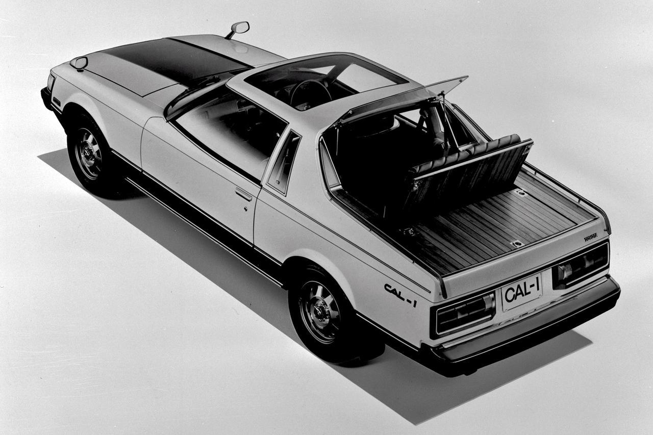 【懐かしの東京モーターショー 06】1977年、トヨタはF110で高級セダンの方向性を探究した