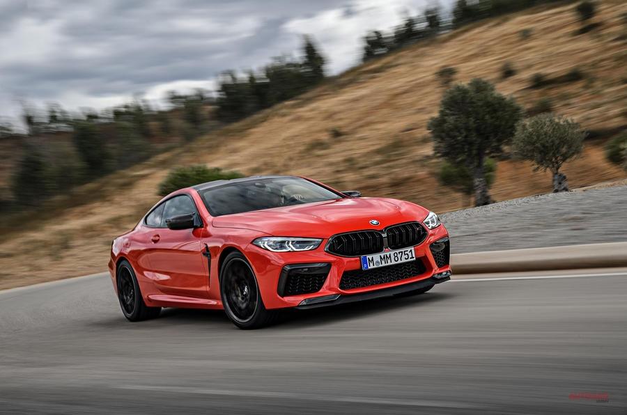 BMW史上最速の量産モデル 新型 BMW M8クーペに試乗 究極のGTといえるのか?