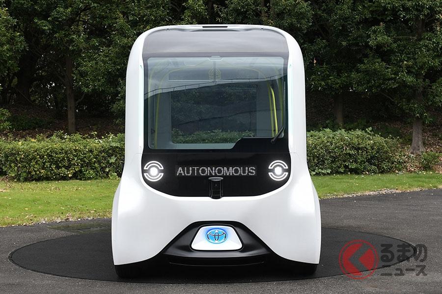 未来人がお出迎え!? トヨタは東京モーターショーに「モビリティのテーマパーク」を出展