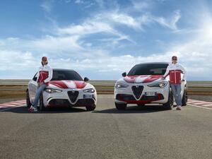 アルファロメオの「ジュリア」と「ステルヴィオ」にF1参戦を記念した合計10台の限定車「F1トリビュート」が登場!