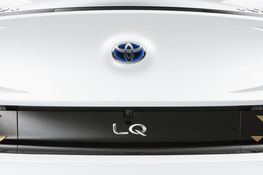 【東京モーターショー2019】トヨタ 先進技術満載のEVコンセプトカー「LQ」出展