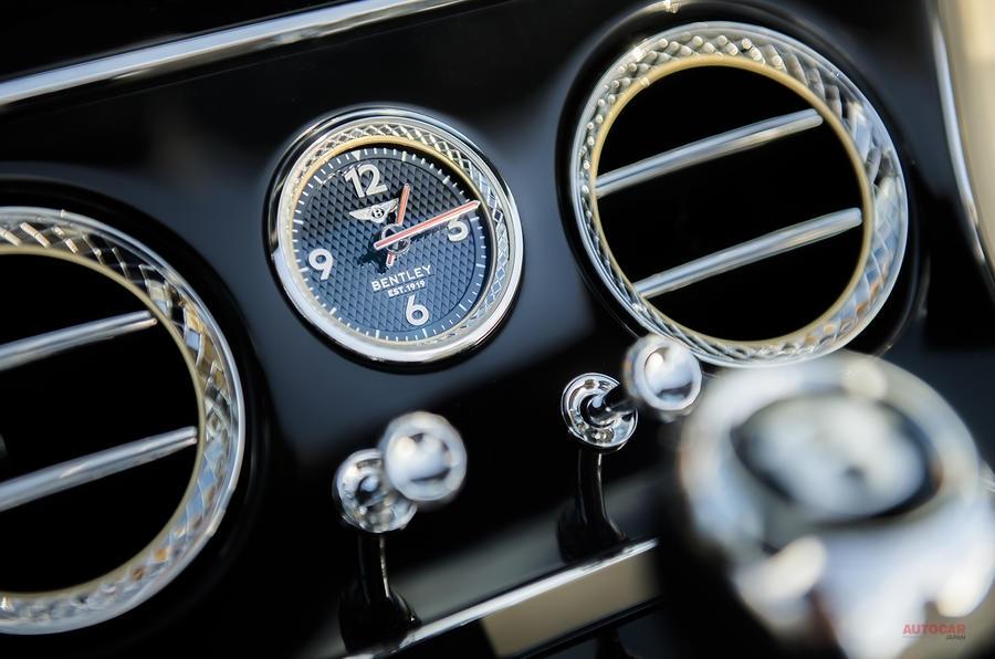 試乗 ベントレー・コンチネンタルGTC 333km/h 唯一無二の極上コンバーチブル