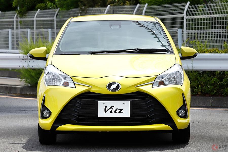 トヨタが「ヴィッツ」を10年ぶりに全面刷新へ 新型は車名も「ヤリス」に改名で今秋にも登場か