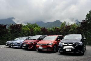 いまや国民車と言える普及ぶりだがなぜ流行? 日本独自のミニバンブームはどこから始まったのか