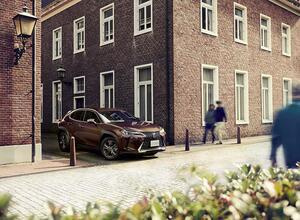 ブラウンカラーで上質さアップ! レクサスUXの特別仕様車「Brown Edition」発売