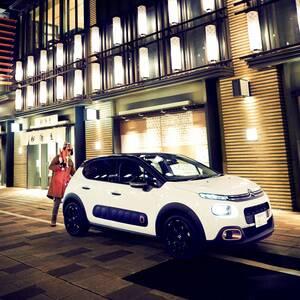 Citroën C3──駐車場に戻ると嬉しくなる 愛嬌たっぷりな相棒グルマ