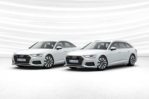 アウディ、A6とA7に2リッターディーゼルターボ追加! マイルドハイブリッド採用で高い省燃費性を実現