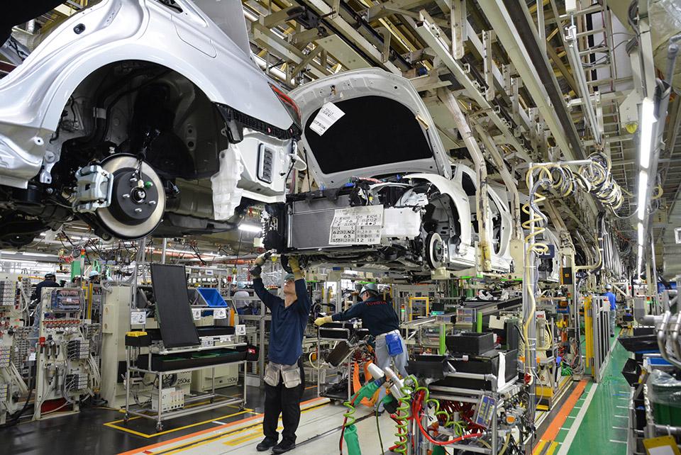 【トヨタも工場停止!!】 新型コロナ影響で世界需要が急減!! 生産が止まる車種は??