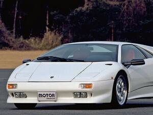 【スーパーカー年代記 040】ディアブロはクライスラーの傘下で開発されたランボルギーニの自信作