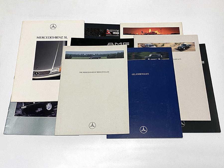 500EやSL(R129)が現行モデルだったあの頃…「最善か無か」を標榜していた時代のメルセデス・ベンツ