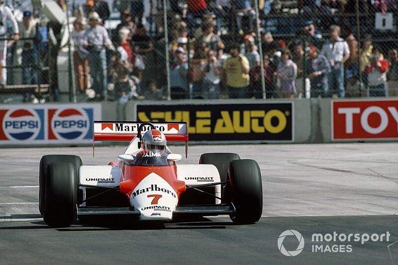 【特集】F1史上最高の逆転劇は、どのようにして起こったのか:1983年アメリカ西GP~前編~