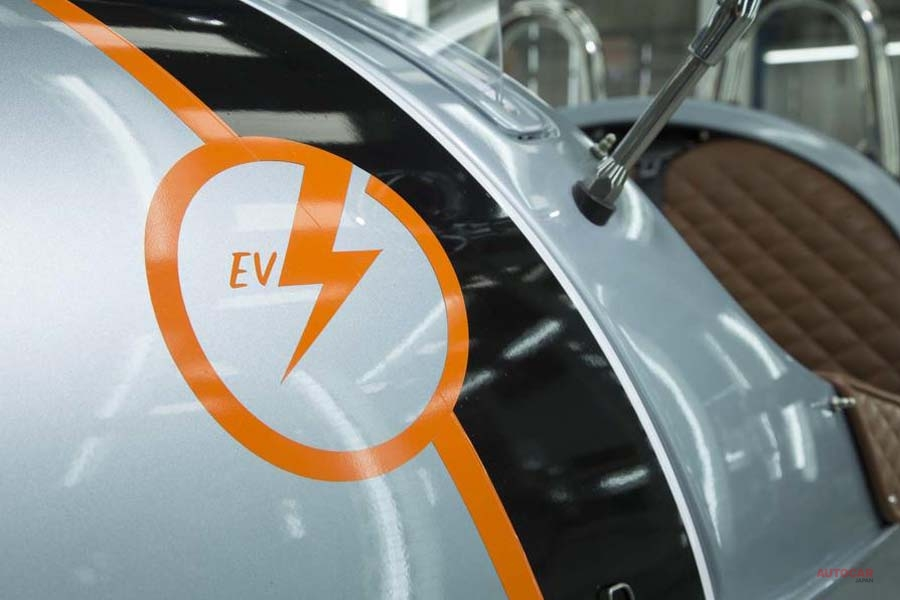 モーガン EV3の開発を中止 パワートレイン供給が問題